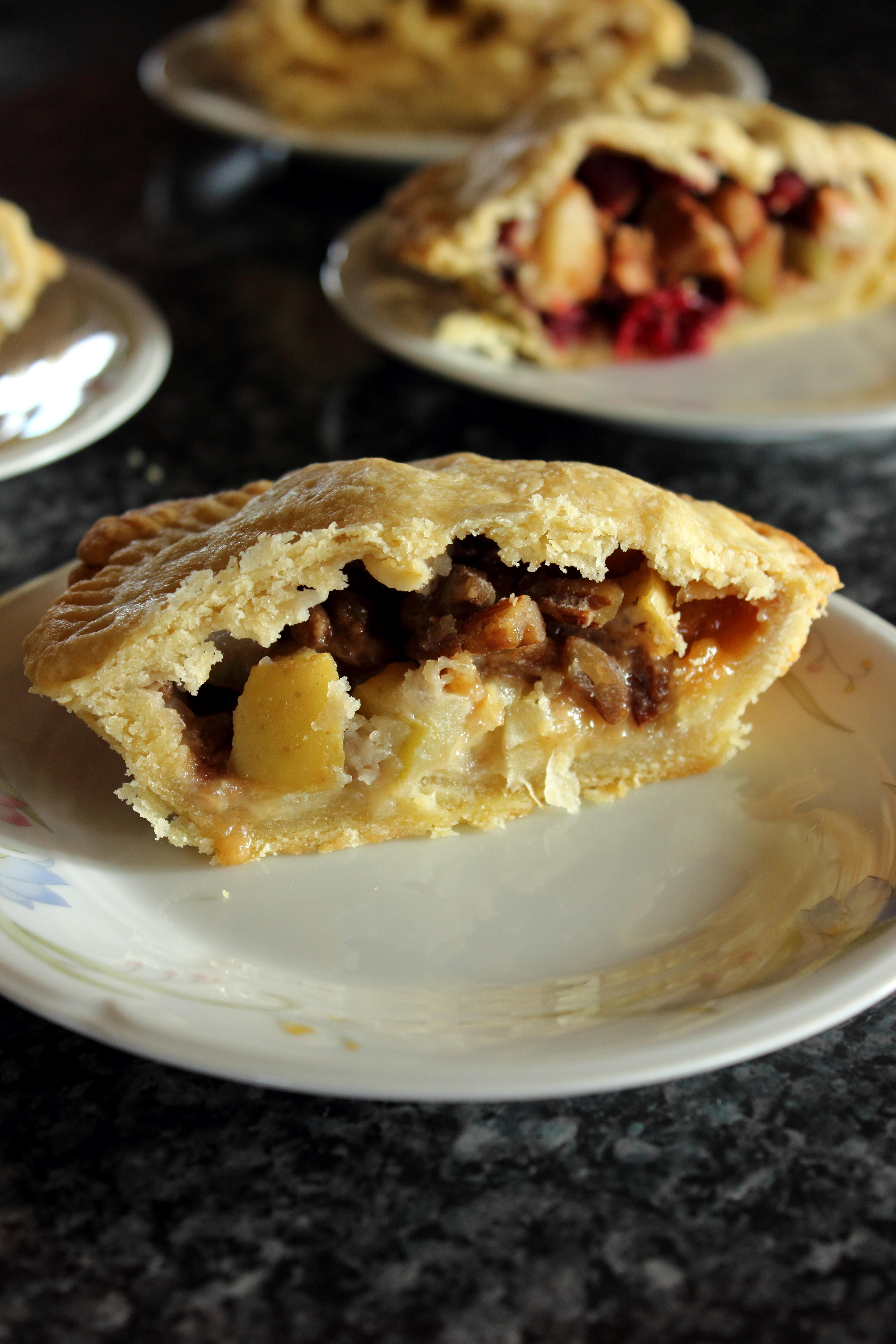 Thanksgiving Pie Taste Test